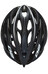 Lazer O2 Helm black-white line
